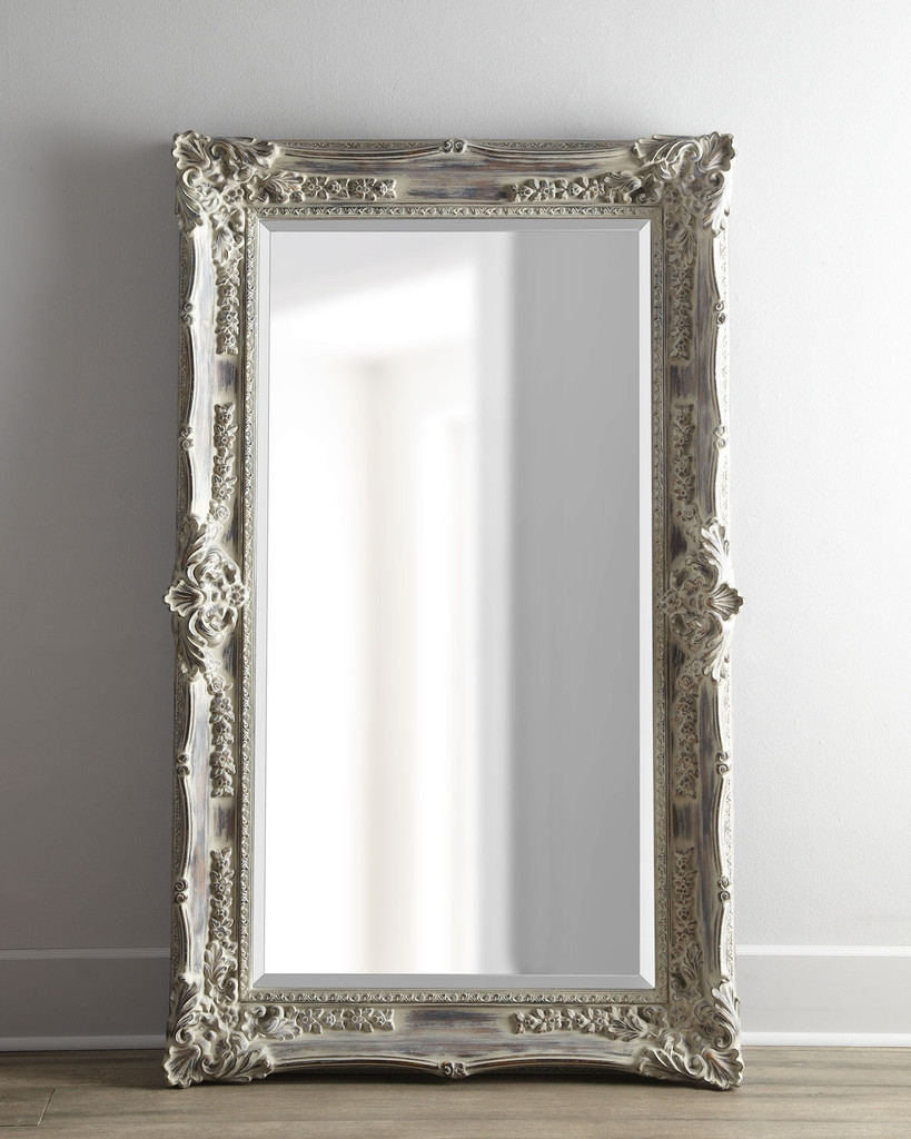 French floor mirror